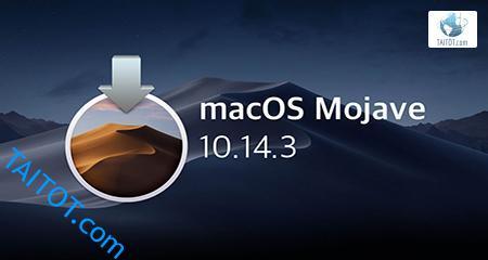MacOS Mojave 10.14.3.DMG