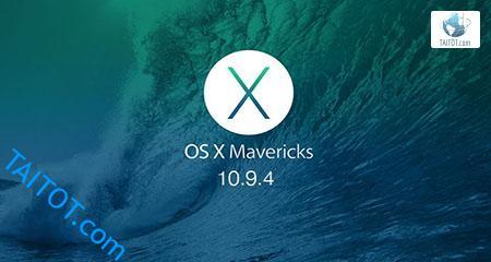 Mac OS X Mavericks 10.9.4.DMG