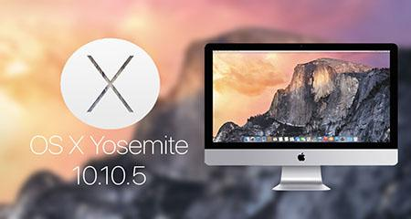 Mac OS X Yosemite 10.10.5.DMG