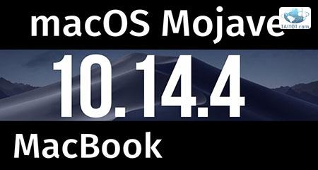 download-macOS Mojave 10.14.4