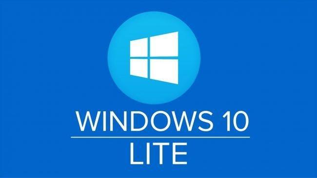 Windows 10 Pro Lite 1607 64bit NoSoft