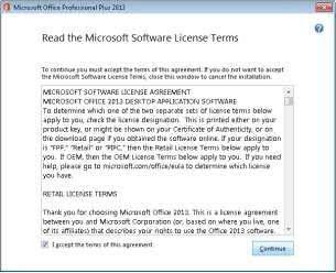 Hướng dẫn cài đặtOffice 2013