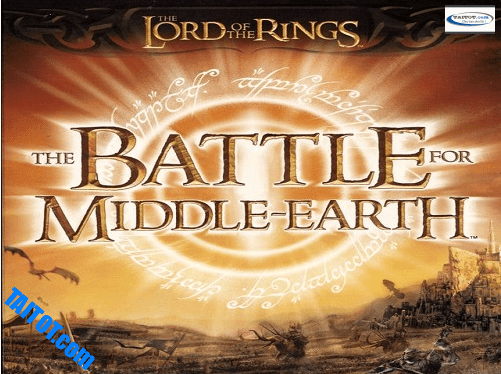 Link tải game the lord of the rings the battle for middle earth I Full